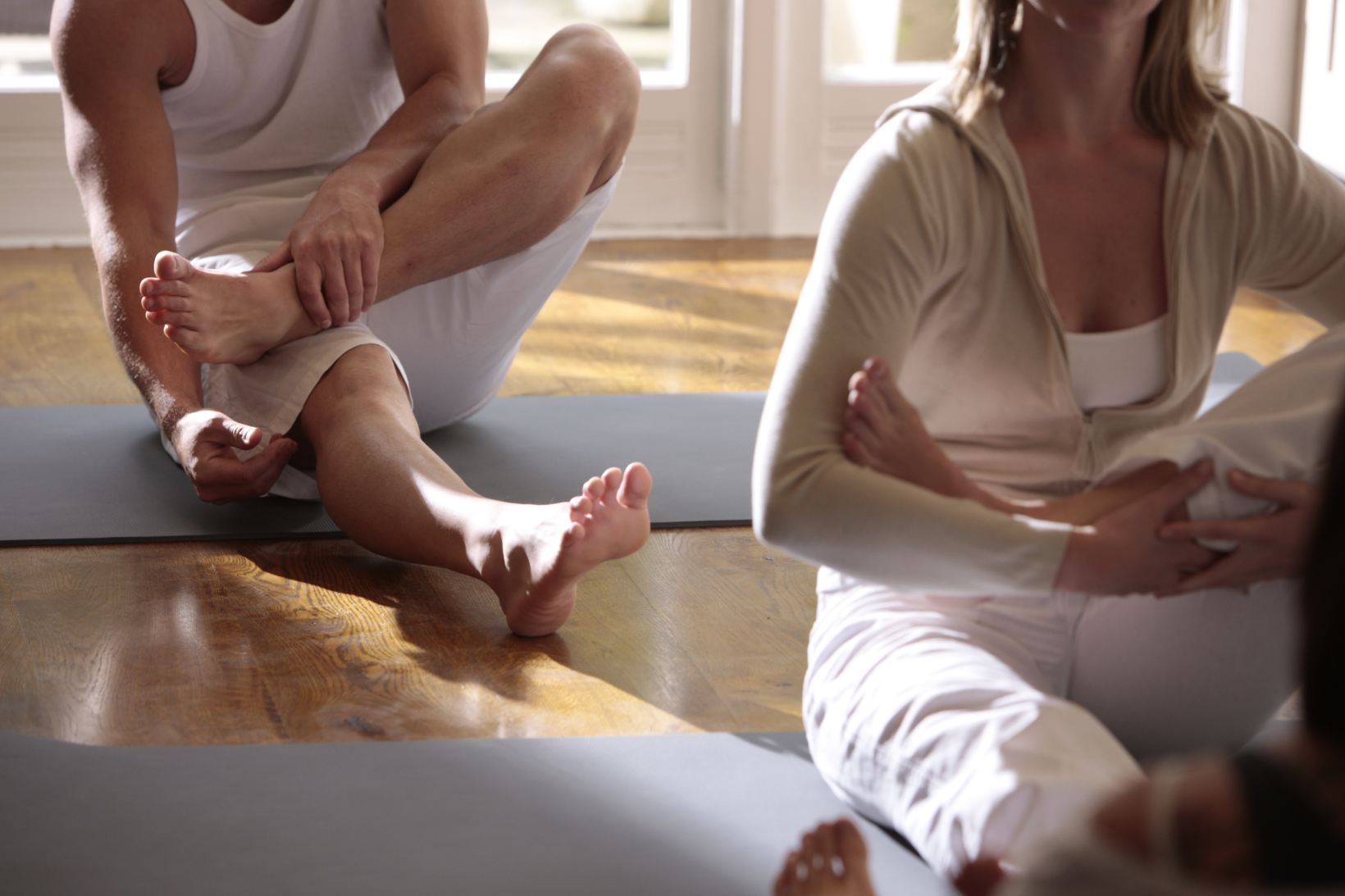 Yoga Intimidating? 4 Reasons You Should Not Feel This Way